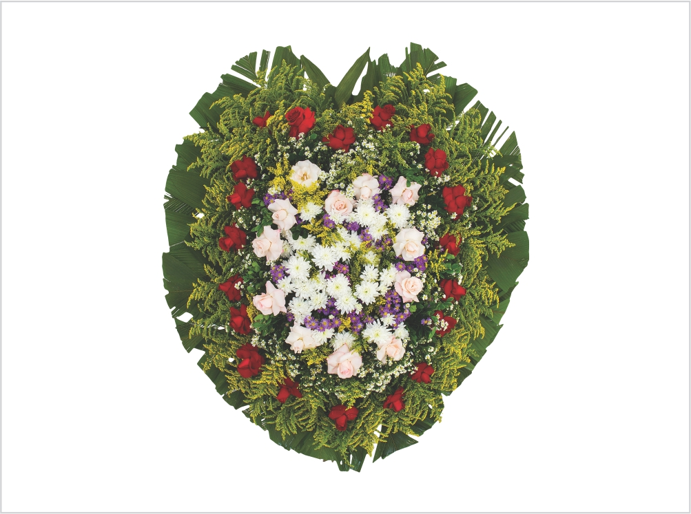 Arco, Floral, Folhagens, Flores Base, Flores Nobres